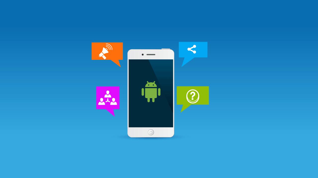 Android Uygulama Üzerinden Nasıl Görev Yapabilirim?