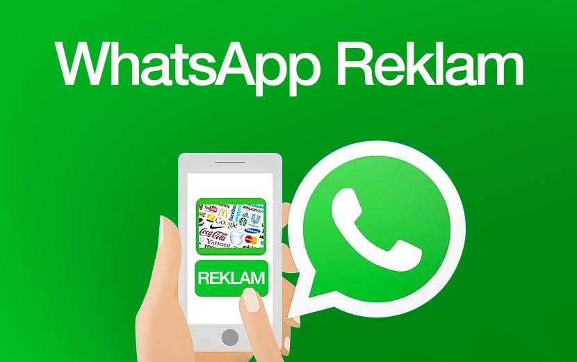WhatsApp Reklam Hizmetleri
